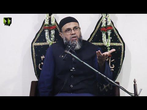 [Fikri Nashist]  Current Affairs - حالات حاضرہ   Moulana Ali Naqi Hashmi   13 November 2020   Urdu
