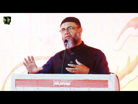 [Speech] Shab -e- Shohada   Moulana Ali Naqi Hashmi   14 November 2020   Urdu