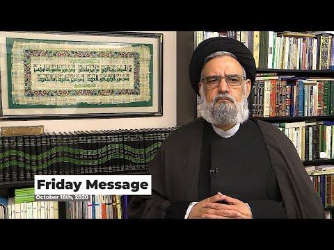 [ Friday Sermon] The Story of Two Qiblahs; Obedience Towards the Prophet - Maulana Syed Muhammad Rizvi | English