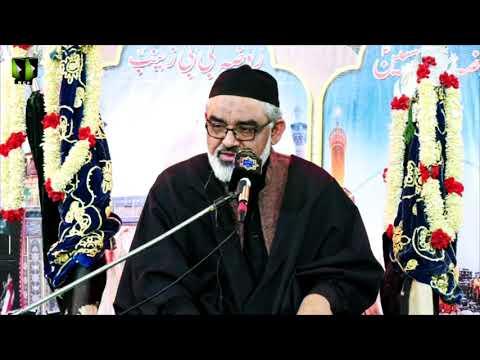 [Majlis] Ayaam-e-Fatimiya (sa) - 1442 |  H.I Syed Ali Murtaza Zaidi | 09 January 2021 | Urdu