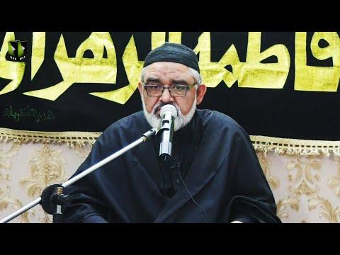 [Majlis] Ayaam-e-Fatimiya (sa) - 1442 |  H.I Syed Ali Murtaza Zaidi | 10 January 2021 | Urdu