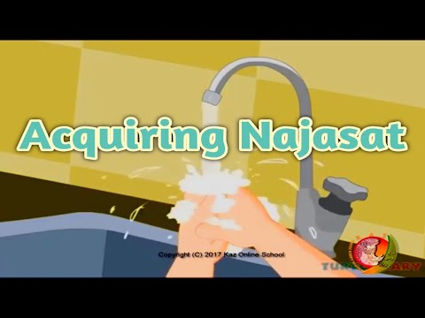 Guide | Acquiring Najasat | Hz Mehdi 2020 | Prophet Muhammad | Kaz School | English