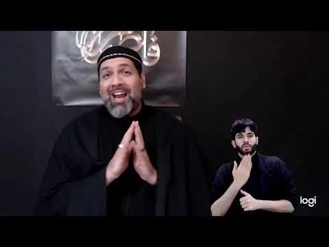 [1] Majlis Ayyam e Fatimiyya 1442 | Maulana Syed Asad Jafri | 12 Jan 2021 | English