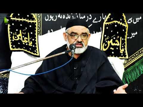 [Majlis 2] Ayaam-e-Fatimiya (sa) - 1442    H.I Syed Ali Murtaza Zaidi   17 January 2021   Urdu