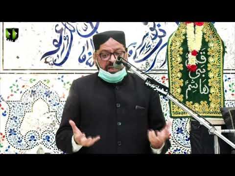 [Speech] Markazi Majlis -e- Barsi | Janab Nisar Qalandari | 23 January 2021 | Urdu