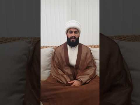 [Short Ahkaam] Make sure you do this before wudhu (ablution). Sheikh Abbas Raza - English