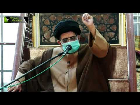 [Majlis] Essal -e- Sawab Zahid Raza Rizvi | Khitab: Moulana Razi Jafar Naqvi | 20 February 2021 | Urdu