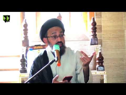 [Majlis] Topic: Jahanum May Janay Ke 2 Wajah | H.I Sadiq Raza Taqvi | Urdu