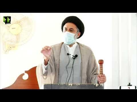 [Friday Sermon | خطبہ نماز جمعہ] H.I Muhammad Haider Naqvi | 05 March 2021 | Urdu
