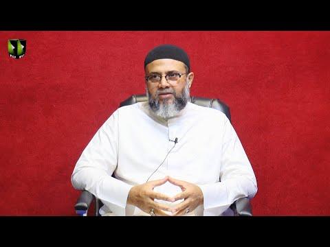[Fikri Nashist]  Current Affairs - حالات حاضرہ | Moulana Ali Naqi Hashmi | 22 March 2021 | Urdu