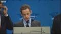 Sarkozy reacts on Irans second Uranium Enrichment plant - English