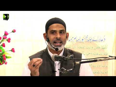 [2] Tafsir Surah -e- Waqiya - تفسیر سورہ واقعہ | Moulana Mubashir Zaidi | Mah-e-Ramzaan 1442 | Urdu