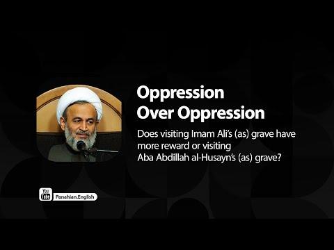 [Clip] Oppression Over Oppression | Agha Ali Reza Panahian Farsi Sub English