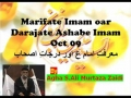 Levels of Companions - ASHAB-E-IMAM Kay Darjaat by Agha AM Zaidi - Urdu