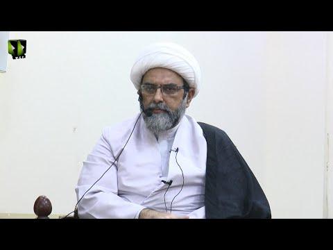 Majlis -e- Barsi Imam Khomeini | H.I Asghar Hussain Shaheedi | 09 June 2021 | Urdu