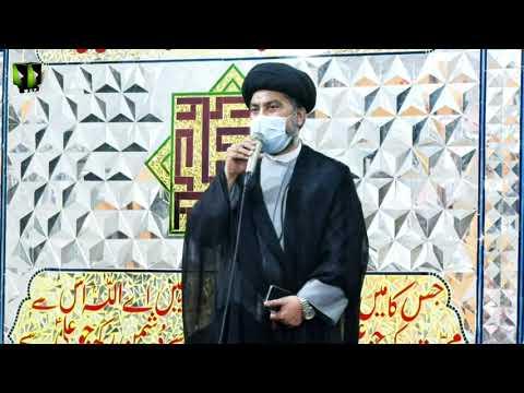 [Speech] Majlis -e- Barsi Imam Khomeini   Moulana Naseem Haider   11 June 2021   Urdu