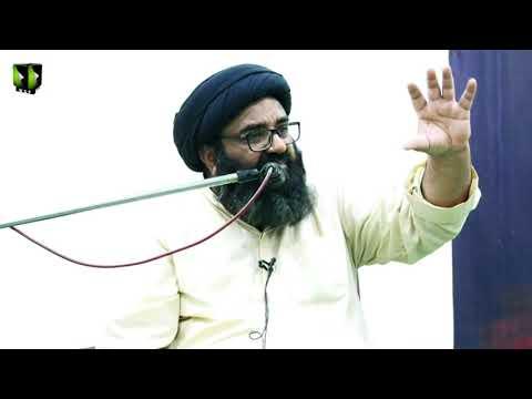 [Speech] Jashan Wiladat Imam Reza (as)   H.I Kazim Abbas Naqvi   20 June 2021   Urdu