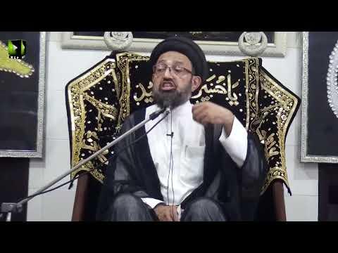 [Majlis] Quran -o- Ahlebait (as) Ke Nigah May Maqam -e- Zan   H.I Sadiq Raza Taqvi