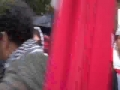 Protesters shout down Ehud Olmert in Chicago - 7Oct09 - English