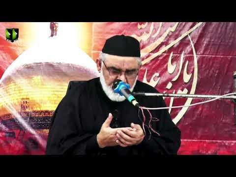 Majlis -e- Aza   H.I Ali Murtaza Zaidi   27th Muharram 1443/2021   Urdu