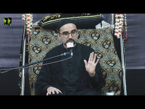 Majlis -e- Aza Shahadat Imam Zain ul Abideen (as)   Moulana Asif Raza Rizvi   24th Muharram 1443   Urdu