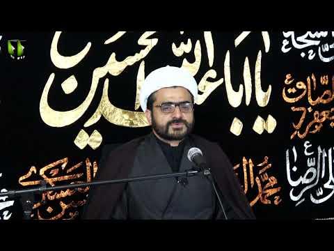 [1] Importance and Etiquettes of Mourning   Shaykh Muhammad Hasnain   Muharram 1443/2021   English