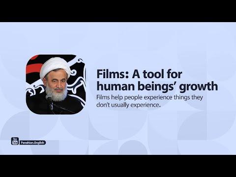 [Clip] Films: A tool for human beings' growth | Ali Reza Panahian | Farsi Sub English