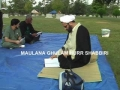 Monthly IEC-MAHDI Cemetery Visitation Program Sep 5th 2009 - English