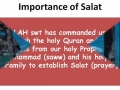 Importance of Salaat or Namaz Ya Allaho by Syed Ali Naqvi - English
