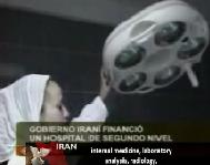 Islamic Revolution - Iran builds hospitals for Bolivia - sub English