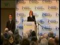 UK Arrest Warrant against Former Israeli Foreign Minister Tzipi Livni - Dec09 - English