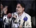 Syed Hassan Zafar Press Conference - Ashora Blast in Karachi 28Dec09 - Part 2 - Urdu