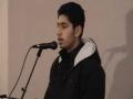 Haider Faizaan Ali-Calgary Muharram 2010-English
