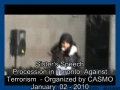 Protest against Terrorism - Speech by Sister Sania Batool - Toronto - 02Jan2010 - English