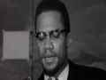 MALCOLM X Theres a Worldwide Revolution Going Against international western power structure -English