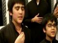 [KID] Hal Chal hai Fauj e Sham main Abbas (a.s) aatay hain - Urdu Noha