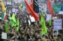 Iran - Millions March to Protest Ashura Insult - Part 3 - Farsi