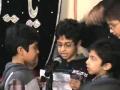 [Noha] Muj pey Kyun band kertey hoo pani -Urdu