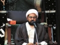 Differnce Between Kufi And Karbalai - Agha N.Hassan Rajai - 15th Safar 1431 - Day 4 - Urdu