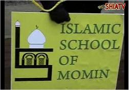 Islamic School of Momin Dallas Participating in Arbaeen Procession at Dallas Downtown