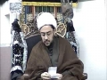 Moulana Hayder Shirazi On Imame Zamana Majlis 7 - ENGLISH with Few Minutes In Urdu