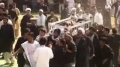 Karachi bomb victims mass funeral - 06Feb2010 - English