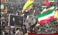 Iranians chant Anti-American and Anti-Israel slogans - 11Feb10 - Farsi