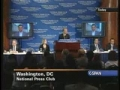Mahmoud Ahmadenijad at National Press Club NY 3 of 5-English
