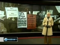 London Protest for Release of Afia Siddique - English