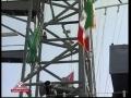 Leader Sayyed Ali Khamenei - Inauguration of Jamaran Warship - 20thFeb2010 - Farsi