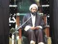 Tafsir-e-Sulh-e-Imam Hasan a.s - Agha Nasir Hasan Rajai - Safar 1431 -Day 3-Urdu