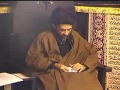 Disease of Soul - UJAB - Lecture by H.I. Sayyed Abbas Ayleya - English