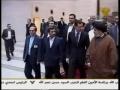 UNITY - President Ahmadinejad - Sayyed Hassan Nasrallah - Bashar Al-Asad - 26th Feb 2010 - Arabic