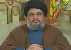 [ARABIC] Sayyed Hasan Nasrallah (HA) on Birth of Prophet (s) - 01MAR10
